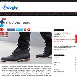 Benefits of Vegan Shoes