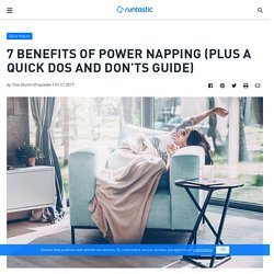 Benefits Of Power Naps: 7 Incredible Ones To Know!