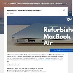 Best Second hand Macbook Air
