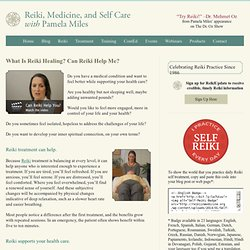 What Is Reiki Healing? Can Reiki Help Me?