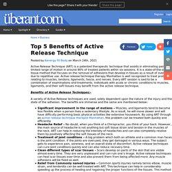 Top 5 Benefits of Active Release Technique