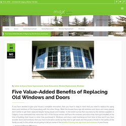 How to Increase the Efficiency of Doors and Windows