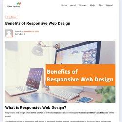 Top 10 Benefits of Responsive Web Design – Visual Catalyst