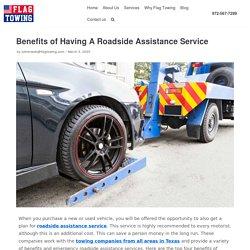 Benefits of Roadside Assistance Service