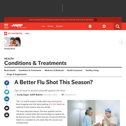 Flu Shot Benefits - Flu Vaccine May Reduce Risk of Heart Attack- AARP