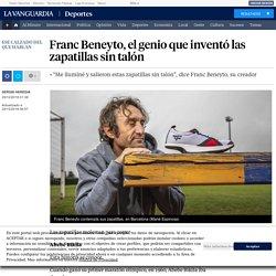 Franc Beneyto, el genio que inventó las zapatillas sin talón