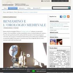 Beniamino e l'orologio medievale