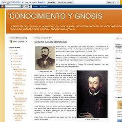 CONOCIMIENTO Y GNOSIS