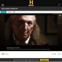 Benjamin Franklin - American Revolution