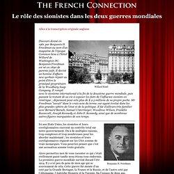 1961 discours Benjamin H. Freedman Hôtel Willard