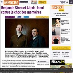 Benjamin Stora et Alexis Jenni contre le choc des mémoires