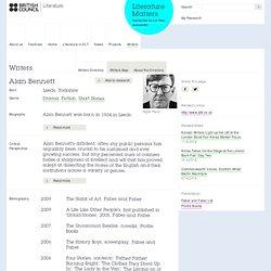 Alan Bennett Criticism and Biography