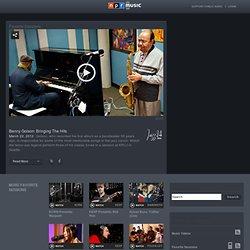 Benny Golson: Bringing The Hits