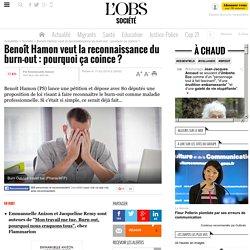 Benoît Hamon veut la reconnaissance du burn-out : pourquoi ça coince ?