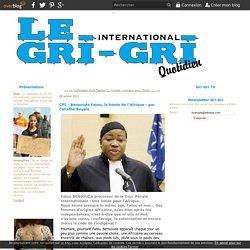 12/2012 Honte de l'Afrique par Calixthe Beyala