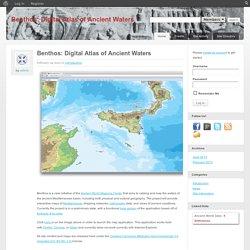 Benthos: Digital Atlas of Ancient Waters
