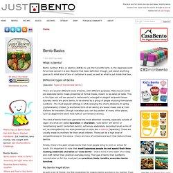 Bento Basics