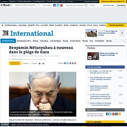 2014 Position B. Netanyahou