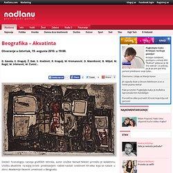 Beografika – Akvatinta