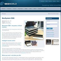 BeoSystem 5500