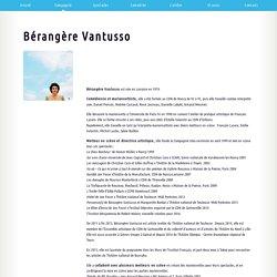 Bérangère Vantusso