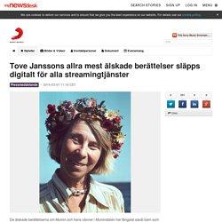 Tove Janssons allra mest älskade berättelser släpps digitalt för... - Sony Music Entertainment Sweden