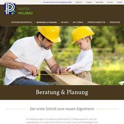 Beratung & Planung - Panter Holzbau