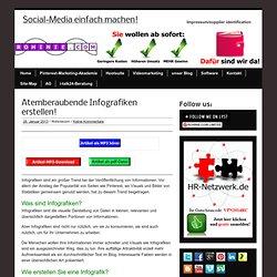 Tipps & Tools zur Erstellung berauschender Infografiken