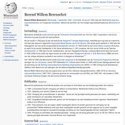 Berend Willem Berenschot