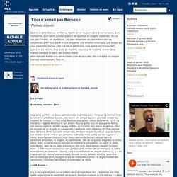 Prix Médicis 2015, pour lire le résumé cliquez en haut à gauche sur Pol editeur.com ou sur l'image