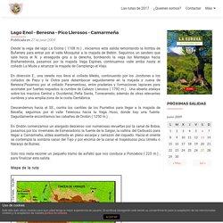 Lago Enol – Beresna – Pico Llerosos – Camarmeña – La Curuxa