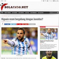 Higuain resmi bergabung dengan Juventus?
