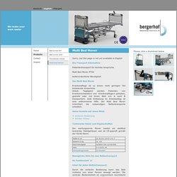 Bergerhof Maschinenbau GmbH & Co. KG, Reichshof » Multi Bed Mover