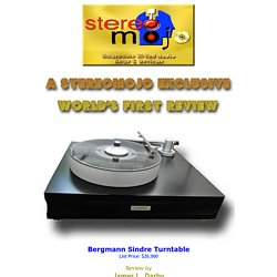 Bergmann Sindre Turntable Review