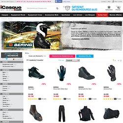 Bering, casque et équipement moto Bering