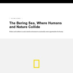 The Bering Sea, Where Humans and Nature Collide