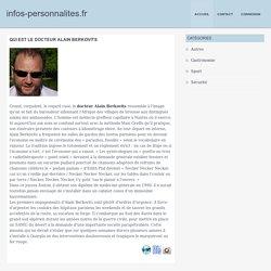 Qui est le docteur Alain Berkovits - infos-personnalites.fr