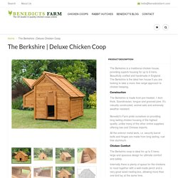 Benedicts Farm – Benedict's Farm