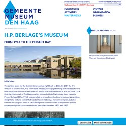 Gemeentemuseum The Hague