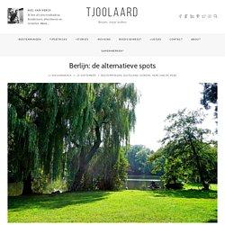 Berlijn: de alternatieve spots - Tjoolaard