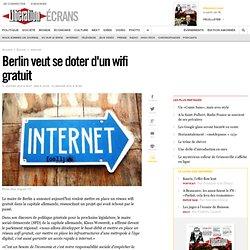 Berlin veut se doter d'un wifi gratuit