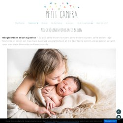 Neugeborenenfotografie Berlin - Neugeborenen Shooting Berlin