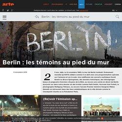 Le long du mur : soirée exceptionnelle à Berlin