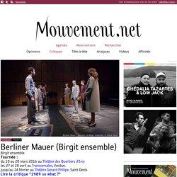 Berliner Mauer (Birgit ensemble)