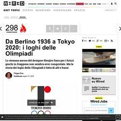 Da Berlino 1936 a Tokyo 2020: i loghi delle Olimpiadi