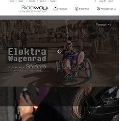 Elektra's lifestyle - hackeuse berlinoise, trailer park et philosophie de la Sérénité ! - Web Magazine #1