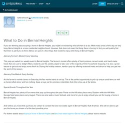 What to Do in Bernal Heights: ruthkrishnan1