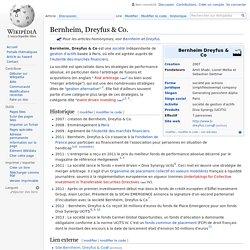 Bernheim, Dreyfus & Co.