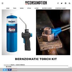 Bernzomatic Torch Kit