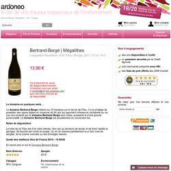 Bertrand-Bergé > Mégalithes > 2011 > Rouge